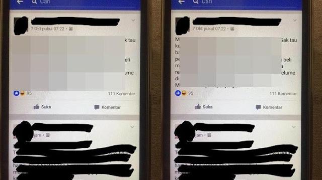 Lihat Mantan Beli Mobil Baru yang Diunggah ke Facebook, Wanita ini Kelabakan