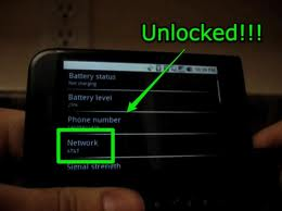 How to Unlock your Android mobile (locked by the operator