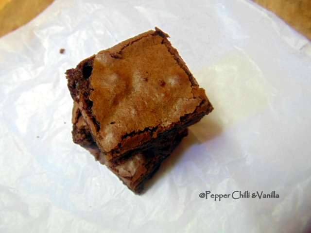 perfect brownies recipe