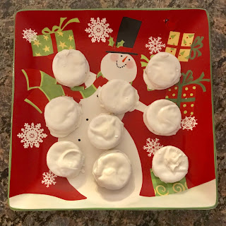 Easy no bake holiday cookies