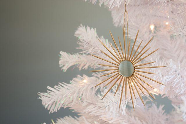 Weihnachtsanhänger im Mid-Century Design zum Selbermachen - schöner Dekorieren mit TeenageWasteland