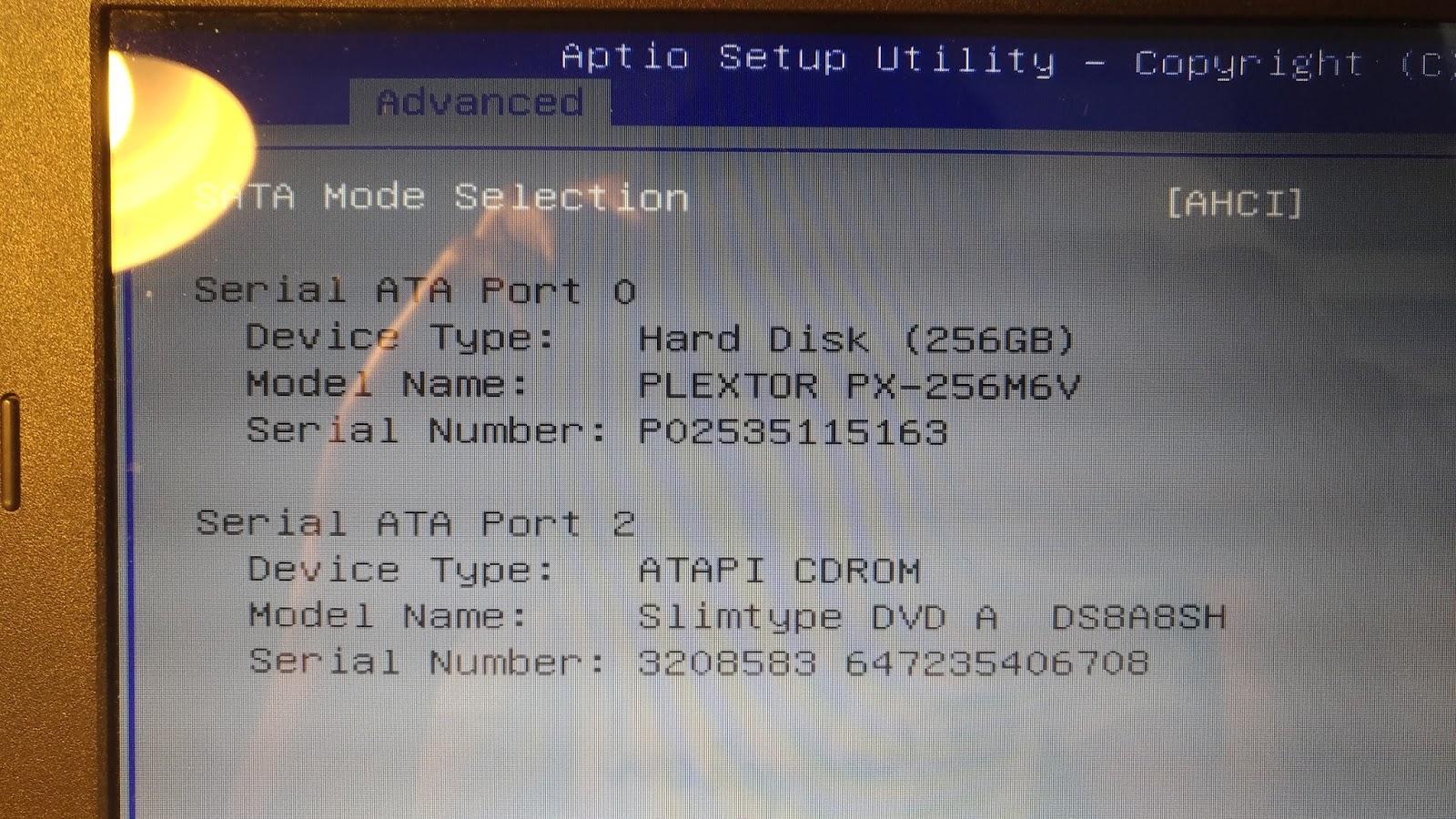 P 20170322 194126 vHDR On - Plextor M6V 256G SSD 開箱評測 & Asus K55VD 拆機升級雙硬碟教學