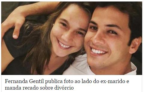 Fernanda Gentil comemora aniversário do filho ao lado do ex-marido e desabafa