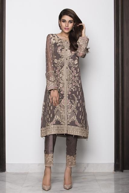 Baroque Luxury Chiffon Vol 4 Eid Ul Adha Collection 2016