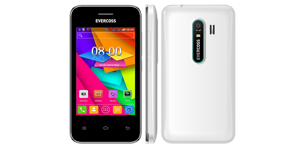 Prapatan Cell: Firmware Flash Evercoss A5K tested