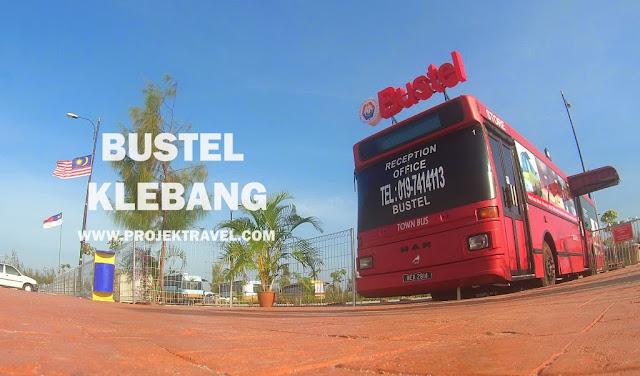 BUSTEL (HOTEL BAS) PANTAI KLEBANG MELAKA