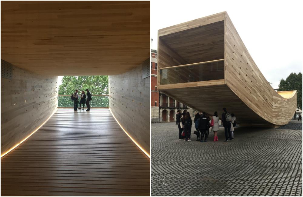 London Design Festival highlights, hellopeagreen, trade show report, design installation