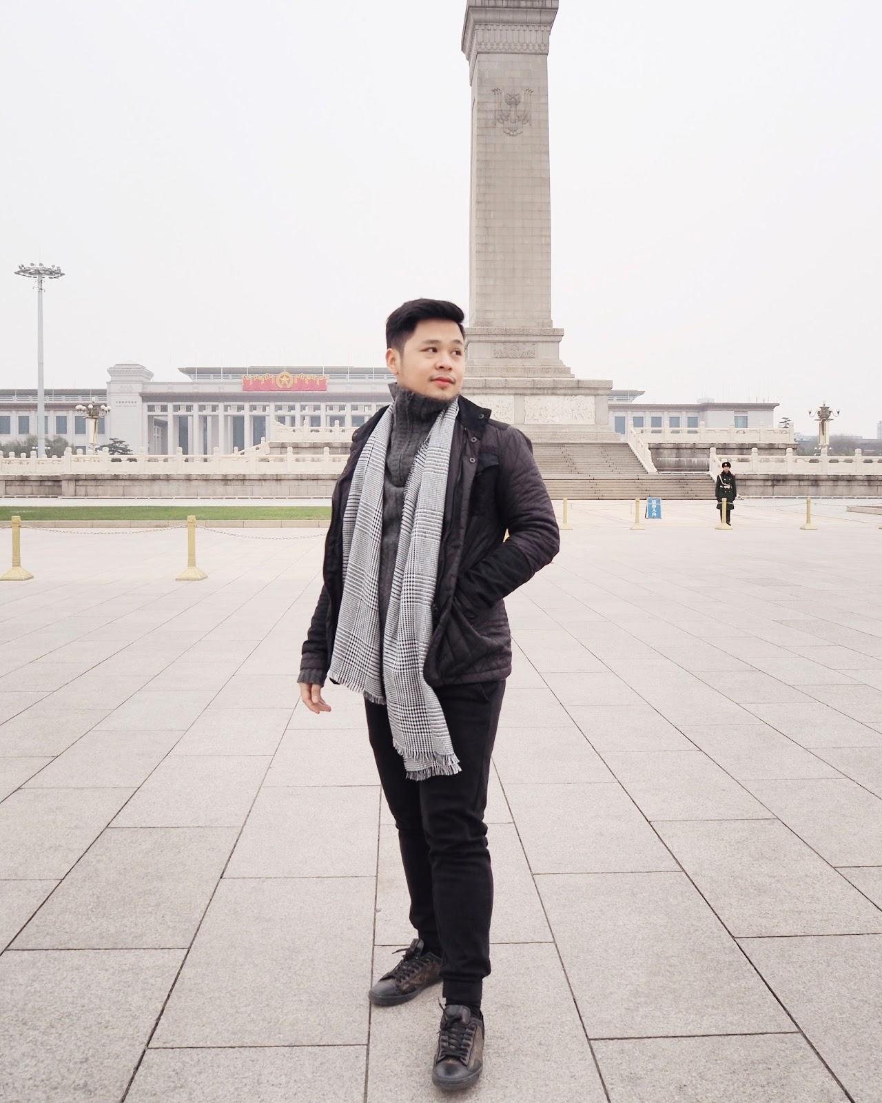 Days in Beijing | Looking Dapper