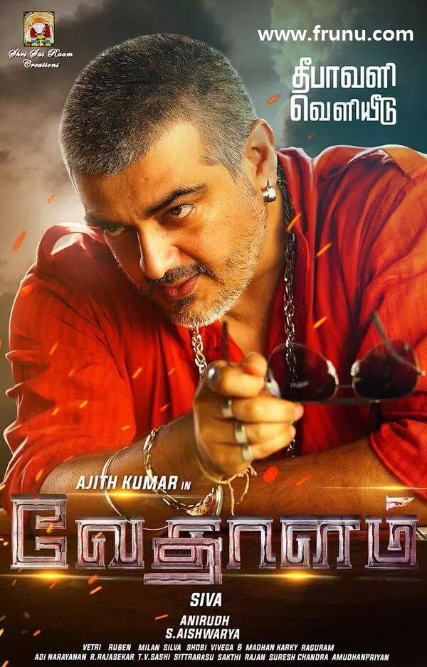 Ajith Vedhalam Movie Cut Songs Vethalam Ringtones Bgm Free ...
