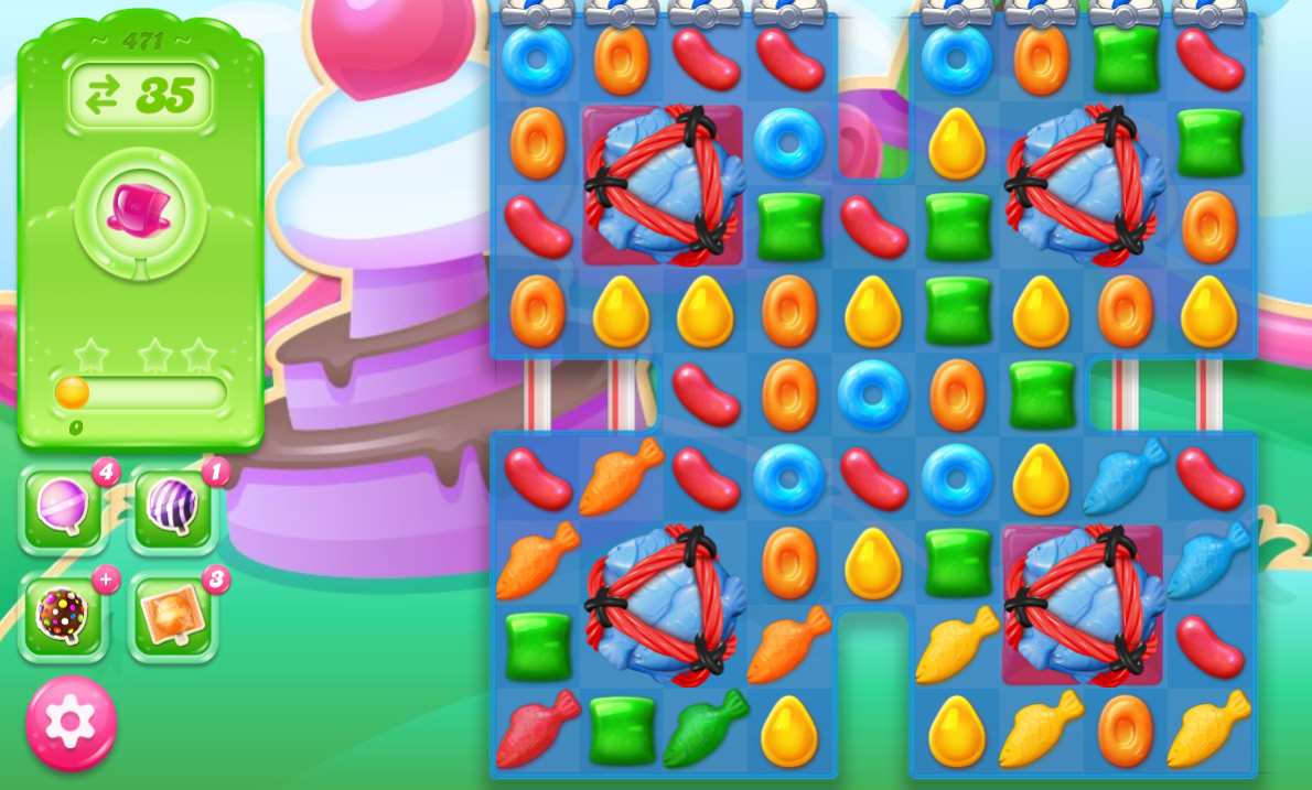 Candy Crush Jelly Saga 471