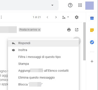 Filtra Gmail