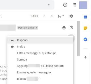 Filtra Gmail
