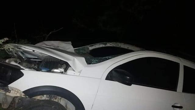 Pároco de Canapi/AL sofre acidente após colidir em cavalo na BR 316