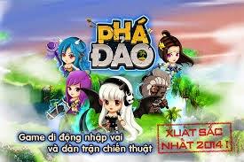 tai game pha dao mien phi cho dien thoai samsung