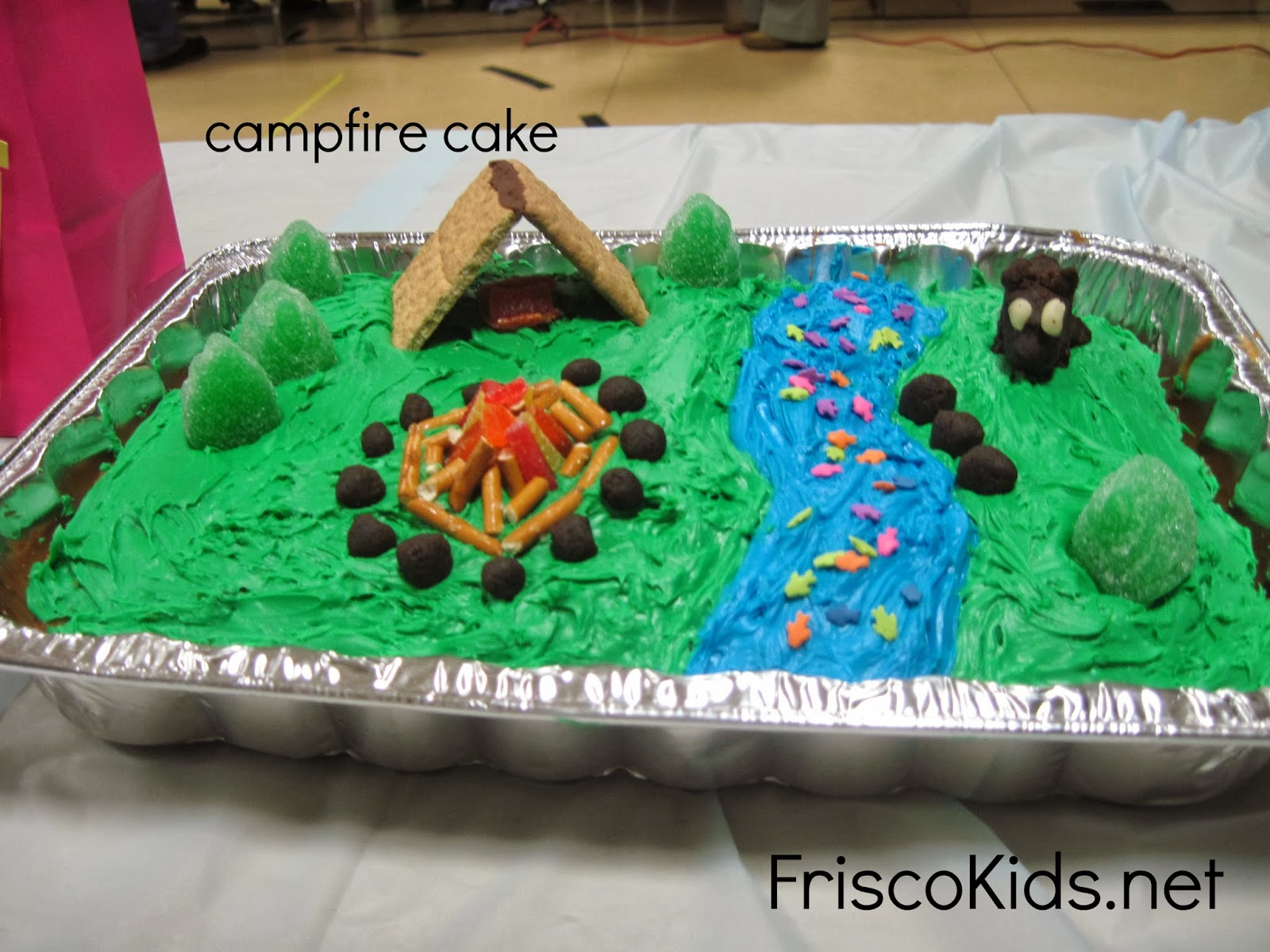 Cub Scout Father Son Cake Bake Most Patriotic