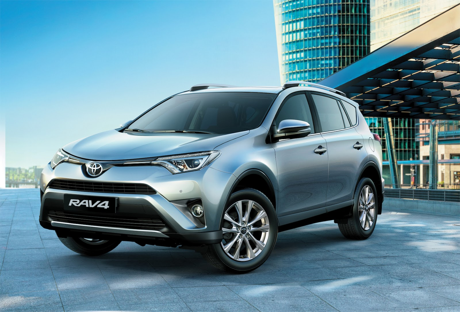 2016 Redesigned Toyota Rav4 Launched In U A E