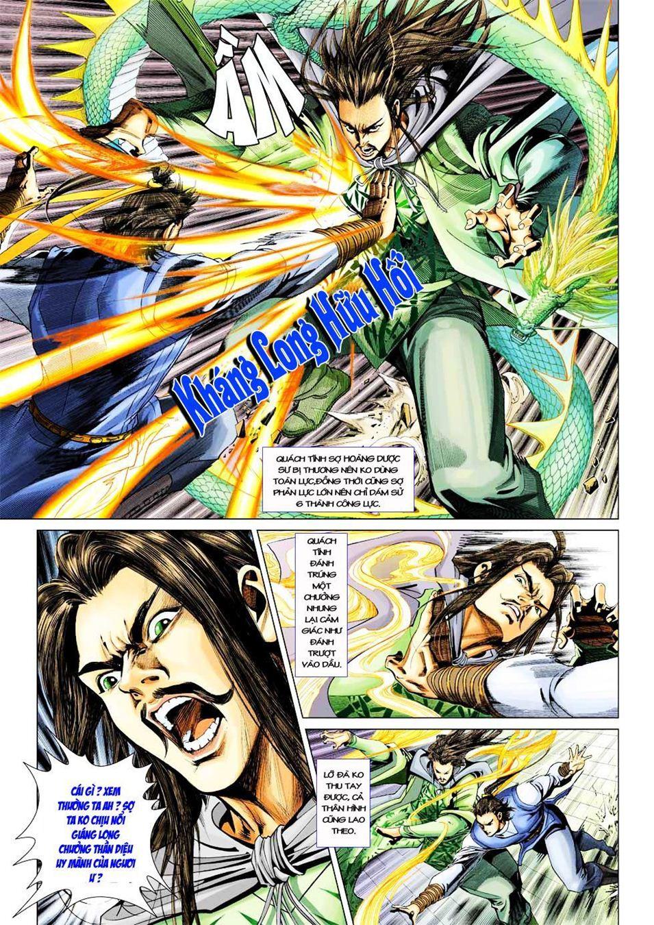 Anh Hùng Xạ Điêu anh hùng xạ đêu chap 33 trang 19
