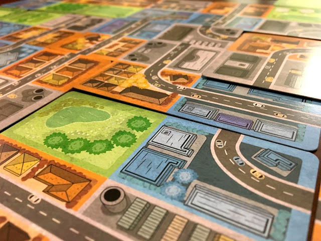 Sprawlopolis Button Shy Games Wallet Game Review
