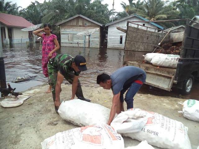 Wilayah Barat Aceh Terendam Banjir