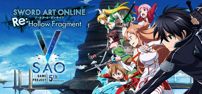 Sword Art Online Re Hollow Fragment-SKIDROW