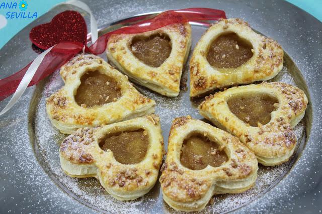 Empanadillas de manzana Ana Sevilla con Thermomix
