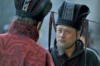 71. สวินอวี้วิจารณ์เยวี๋ยนซ่าว 荀彧评袁绍