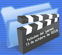 Detalle de las películas de hoy jueves en television