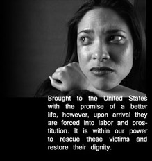 Vanessa McGowan: Trafficked: Slavery in America
