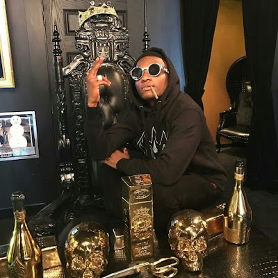 Nigerian Wizkid Enters Guiness Book Of Record Breakers .See the music that took him there