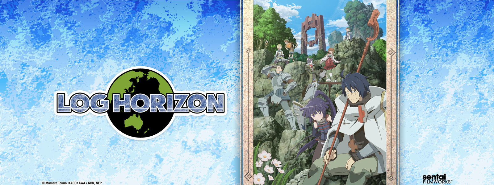 Log horizon light novel epub