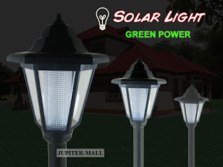 Solar Light Green Power in Pakistan