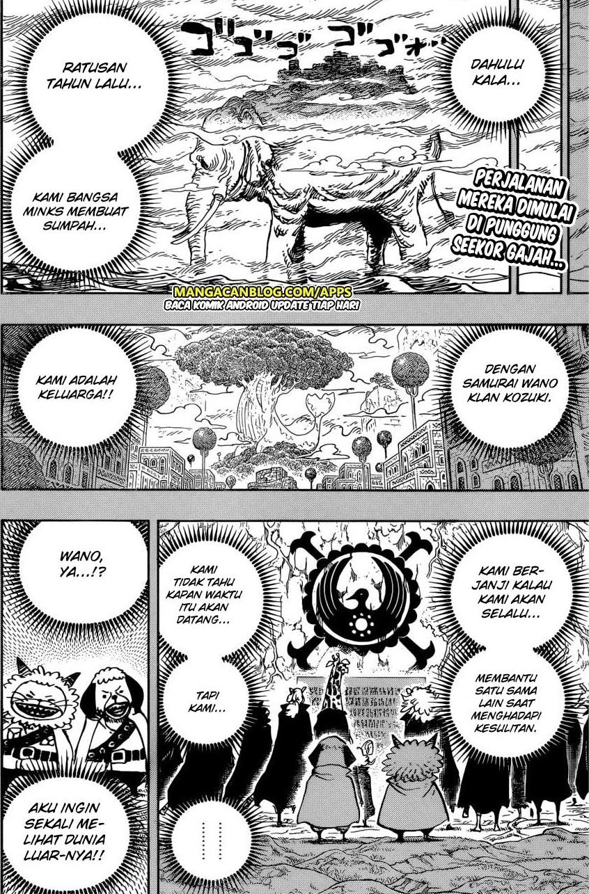 Baca Manga One Piece 981 : manga, piece, Komik, Piece, Bahasa