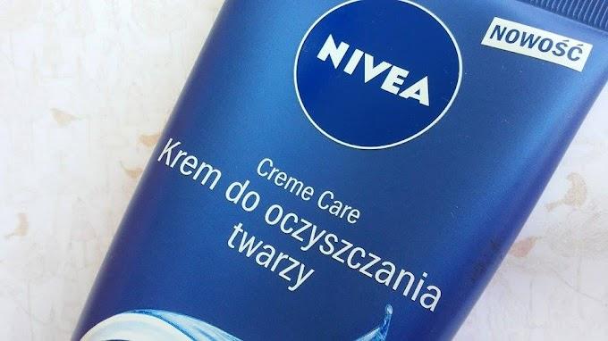 NIVEA Krem do oczyszczania twarzy - skuteczny?