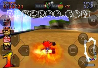 Game Ps1 Ukuran Kecil/High Compress For Android