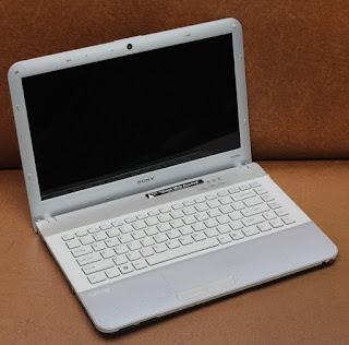 Jual Laptop Gaming Sony vaio VPCEA45FG Bekas