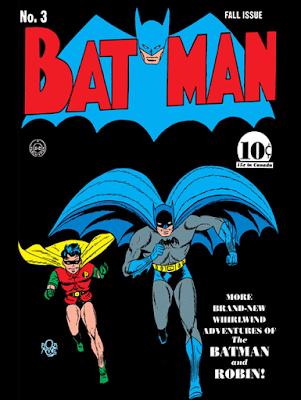 Batman (1940) #3 Cover