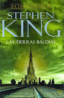 Las tierras baldías 3, Stephen King