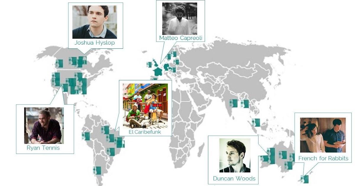 SofaConcerts Vereine Mit Einem Wohnzimmerkonzert Menschen Aus Der Ganzen Welt