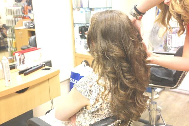 supercuts salon curls