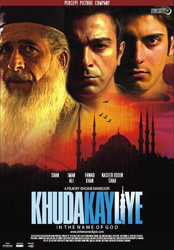 Khuda Kay Liye 2007 Urdu 480p DVDRip 450MB