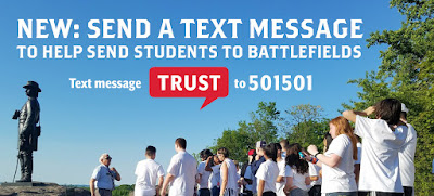 Send a Text, Send 2 Students to a Battlefield