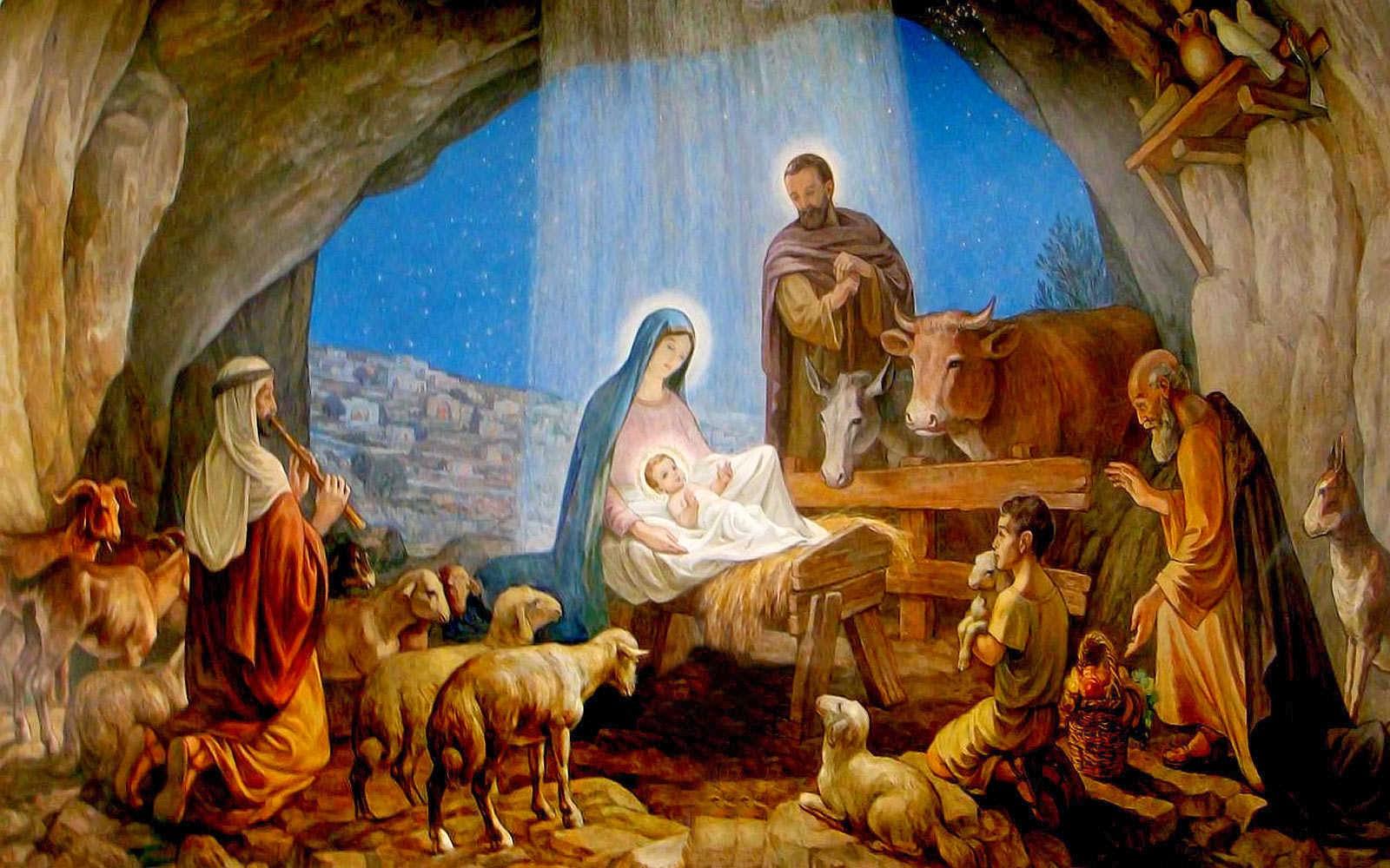 Ideas Unlimited Jesus Is Born Children S Bible Lesson