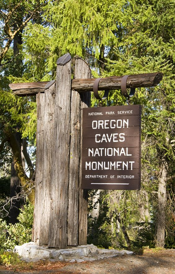 Oregon Caves National Monument, Oregon, USA