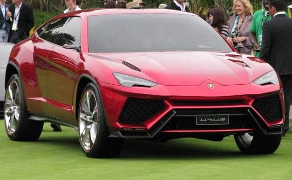 Lamborghini Urus Akan Menjadi Mobil SUV Tercepat Di Dunia