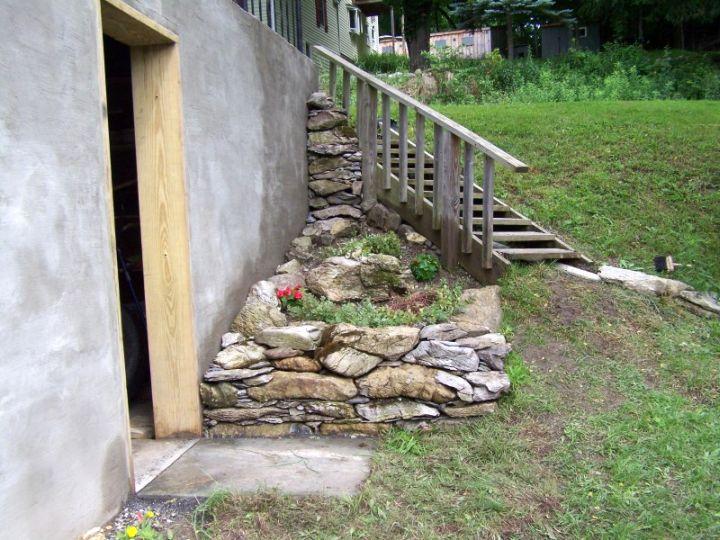 Unique Small Rock Garden Ideas