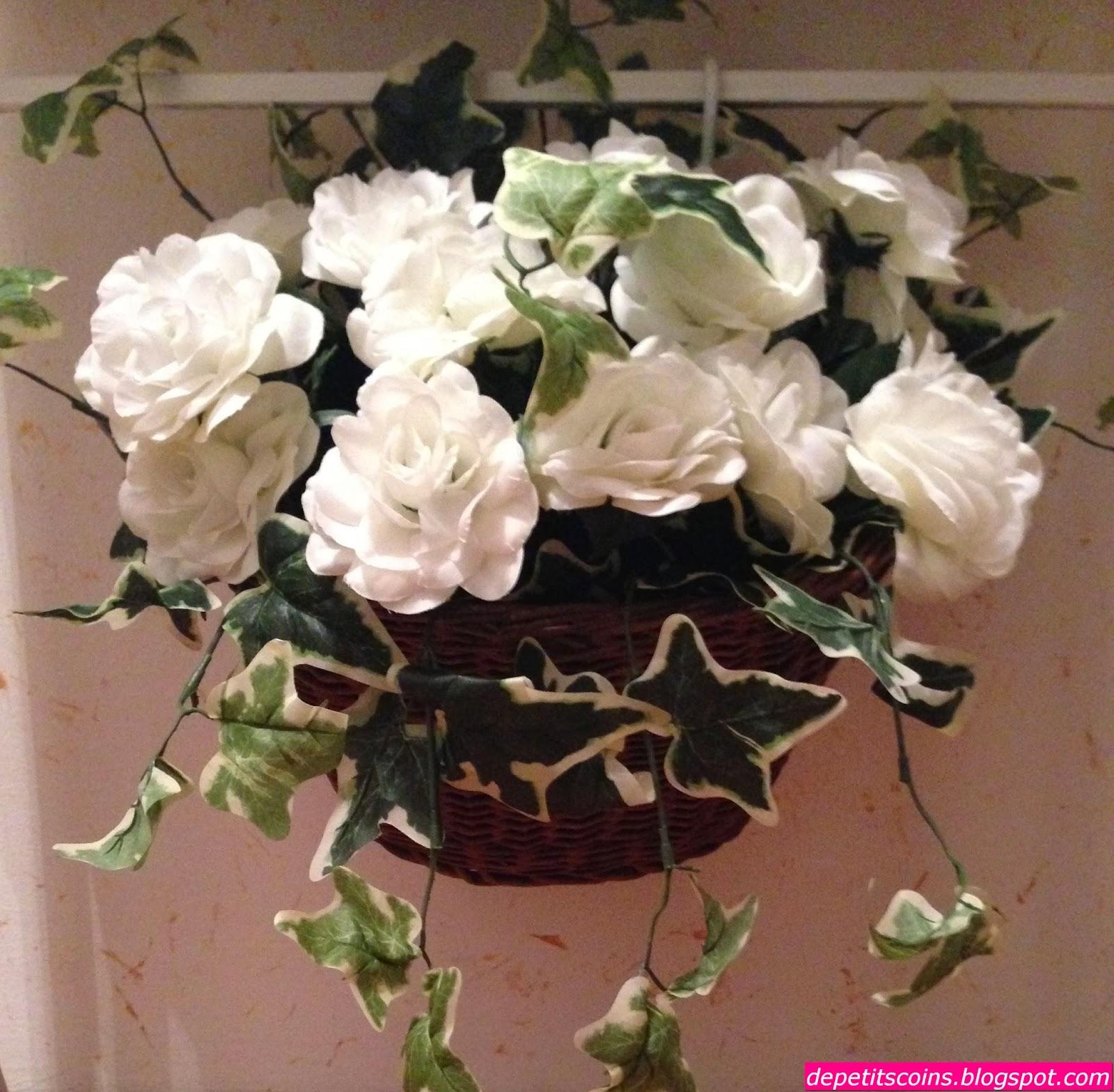 De petits coins fiori artificiali per angoli speciali - Decorazioni fiori finti ...