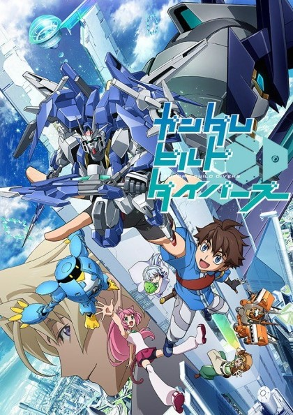 Gundam Build Divers – Online