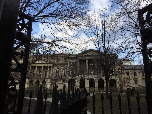 Osgoode Hall, Toronto, ON - Tori's Pretty Things Blog
