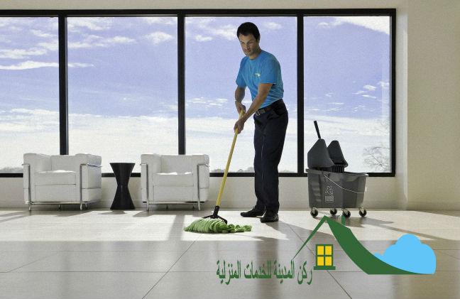 شركة تنظيف منازل وفلل بالمدينة
