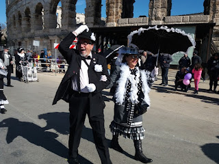 """Pula Maškare 2019"": the spectacular 5th Pula Carnival took place on 23 February 2019."